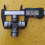 Крестовина С/Х кардана (23,8х62), фото 2