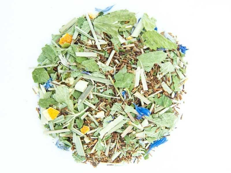 Чай Teahouse (Тіахаус) Трав'яний сад 250 г (Tea Teahouse Herb garden 250 g)