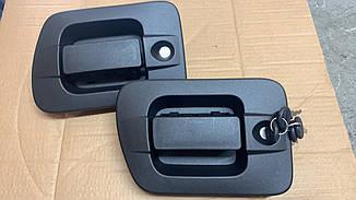Комплект ручек с личинками и ключами  IVECO EUROCARGO  левая+правая, фото 3
