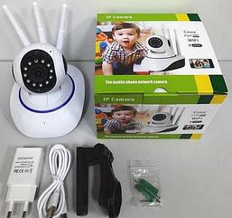 IP-камера видеонаблюдения Onvif P2P HD WIFI c поворотным механизмом (LS101005360)