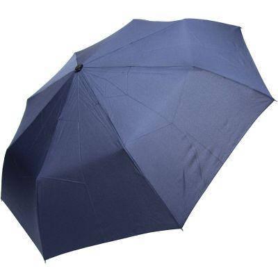 Зонт складной Doppler 7443163DSZ SUPERSTRONG полный автомат синий, фото 2