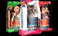 Корма для собак и котов