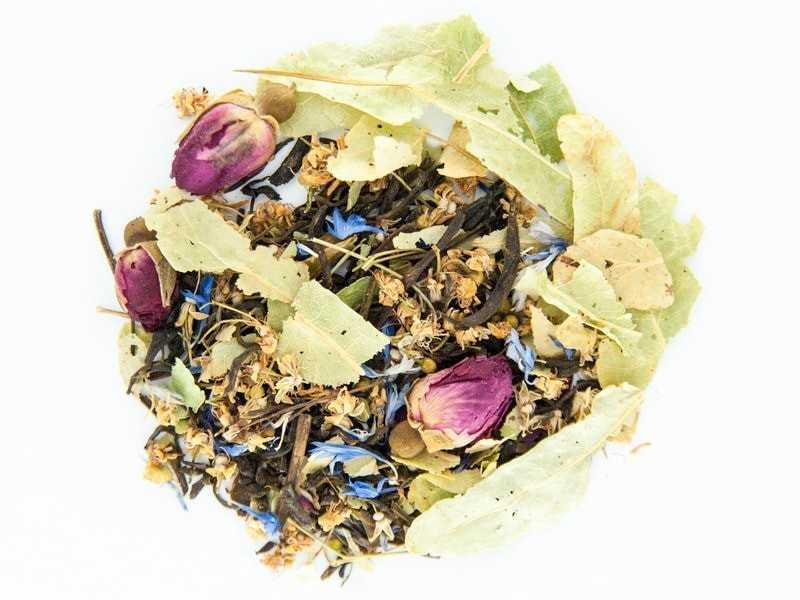 Чай Teahouse (Тіахаус) Солодкі сни 250 г (Tea Teahouse Sweet dreams 250 g)