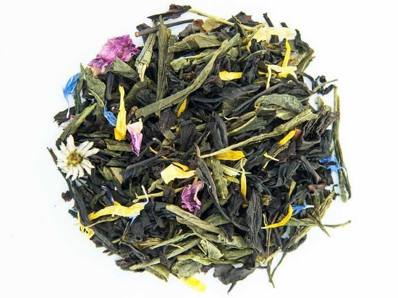 Чай Teahouse (Тиахаус) 1001 ночь 250 г (Tea Teahouse 1001 nights 250 g)