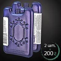 Хладагент-термоакумулятор 2 шт. по 200 г Акумулятор холоду Thermo для термосумки (11019373)