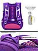 Школьный рюкзак для девочки в 1-4 класс ортопедический коты SkyName R3-240, фото 4