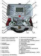 Кардиодефибриллятор — монитор портативный Дки-н-15ст «Бифазик+»