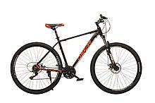 """Велосипед Oskar 29"""" M126 чорний (29-m126-bk)"""
