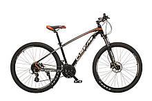 """Велосипед Oskar 27,5"""" Sporta черный (27,5-m107-bk)"""