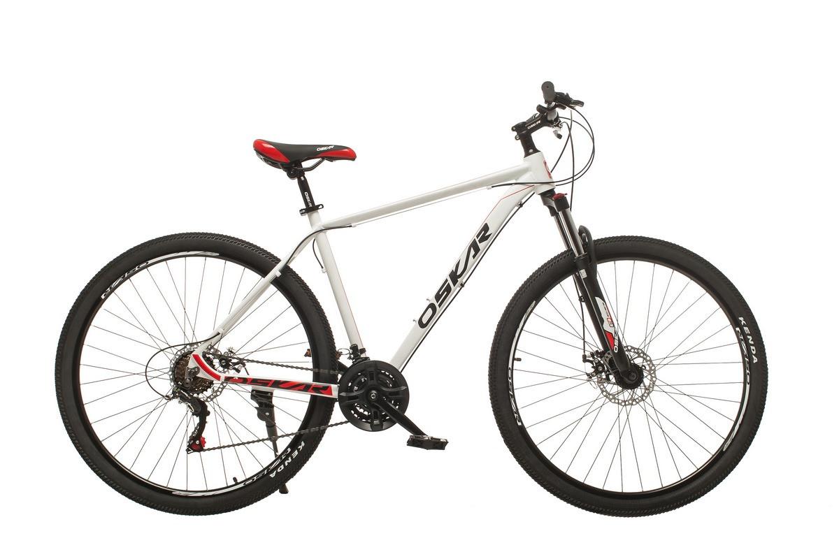 "Велосипед Oskar 29"" M126 белый (29-m126-wt)"