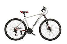 """Велосипед Oskar 29"""" M126 білий (29-m126-wt)"""