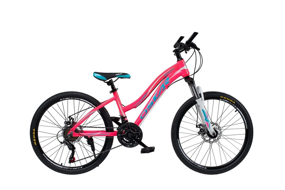 "Велосипед Oskar 24""BEAUTY розовый (24-k405-pk)"