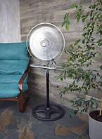 Напольный-настольный вентилятор DOMOTEC MS-1622, металлический вентилятор 2 в 1 серый