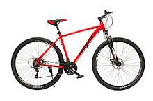 """Велосипед Oskar 29"""" M126 червоний (29-m126-rd)"""