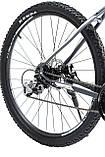 "Велосипед Oskar 27,5""AIM серый (27,5-aim-gr), фото 4"