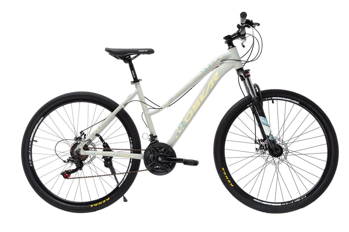 """Велосипед Oskar 27,5"""" SCARP білий (27,5-1851-wt)"""