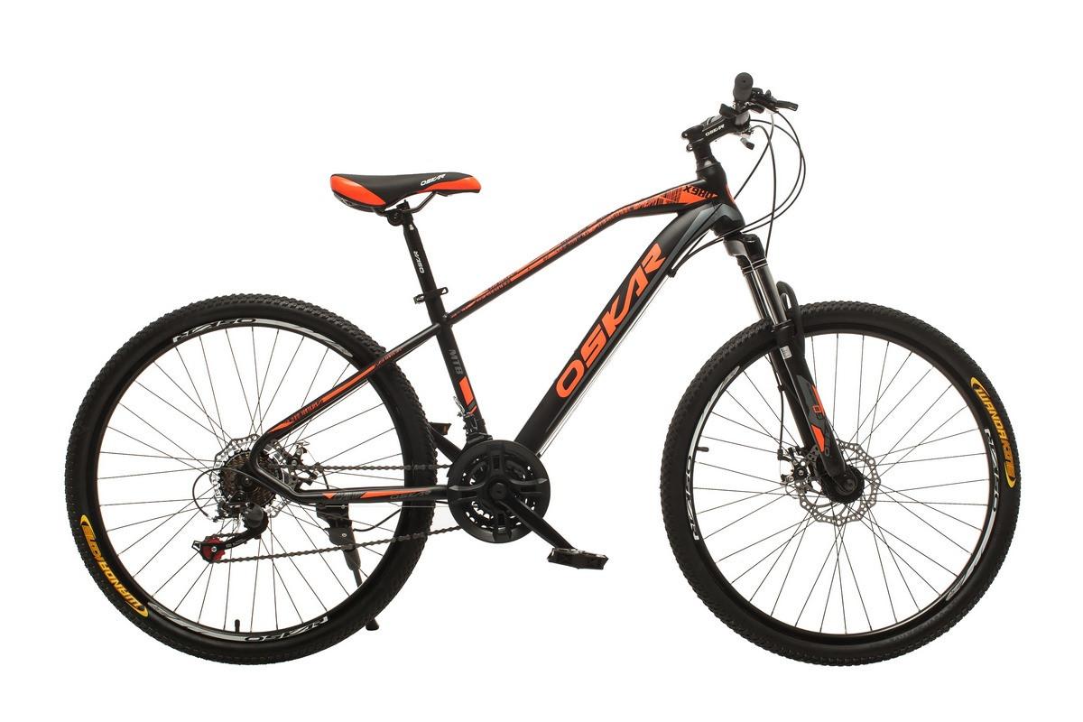 """Велосипед Oskar 26""""M115 чорний (26-m115-bk)"""