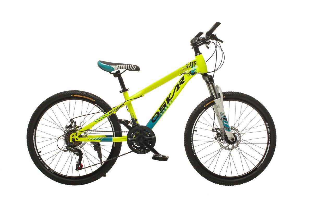 """Велосипед Oskar24""""M16021 жовтий (24-m16021-ye)"""