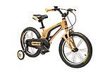 """Велосипед Oskar 16""""-UK601 золотой (16-uk601-gd), фото 2"""