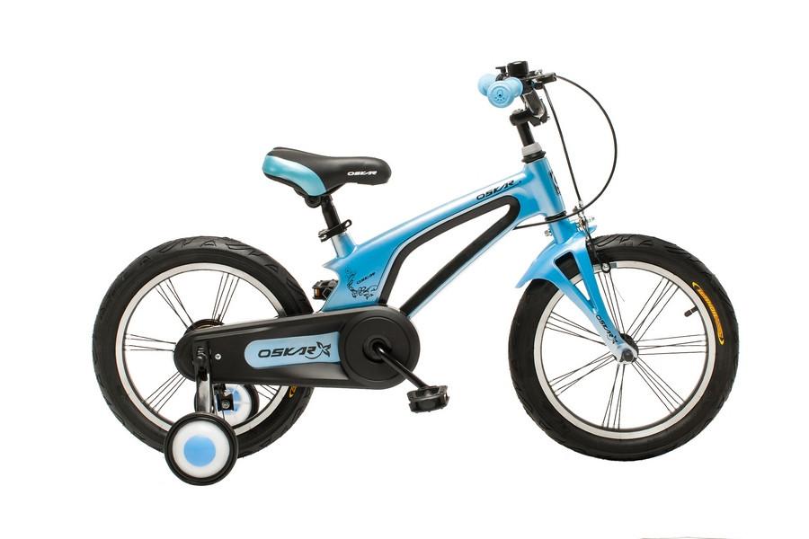 """Велосипед Oskar 16""""-UK601 синий (16-uk601-bl)"""