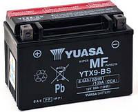 Мото аккумулятор YUASA YTX9-BS