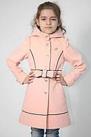 Кашемировое пальто для девочки.Новинка 2016.