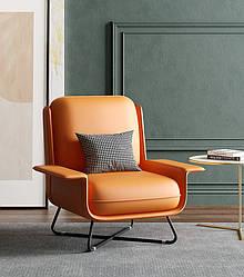 Шкіряне крісло. Модель RD-2114