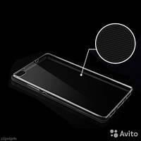 Силиконовый чехол для Huawei Ascend P8