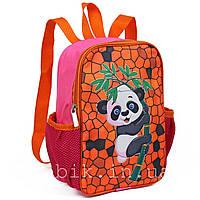 Рюкзак Панда для девочки 26*19*9 см