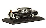 Масштабная модель Mercedes-Benz 300 D W 189 (1957-1962), Black, Scale 1:43,B66041054 Официальная коллекция, фото 2