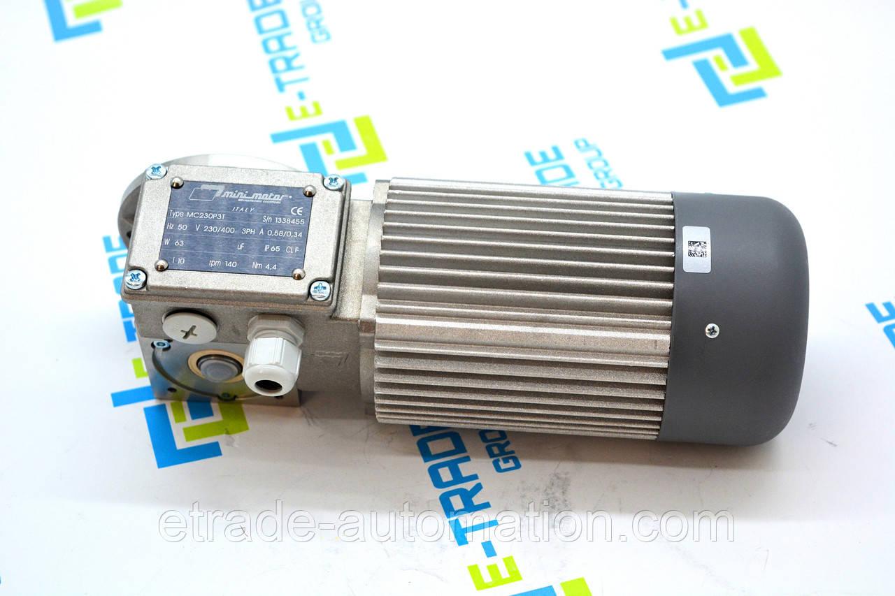 Мотор-редуктор Mini Motor MC230P3T