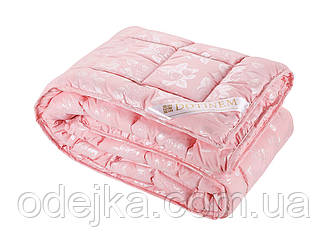 Одеяло DOTINEM ROSALIE искусственный лебяжий пух 145х210 см розовое (211076-3)