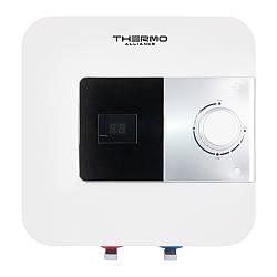Водонагрівач Thermo Alliance 10 л над мийкою, мокрий ТЕН 1,5 кВт SF10X15N