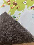 """Бесплатная доставка! Ковер """"Карта мира""""  (2*3 м), фото 5"""