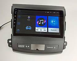 Штатная Android Магнитола на Mitsubishi Outlander 2008-2014 Model 3G-WiFi-solution (М-МА-9-3Ж) 2/32 Гб