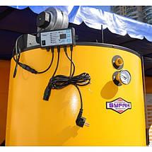 Котел длительного горения Буран New 40 кВт с ГВС, фото 3
