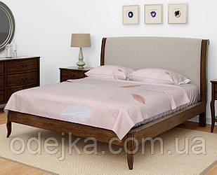 Комплект постільної білизни DOTINEM Seni Бязь двоспальний 180х215 (8804-105)