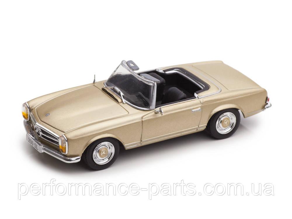 Масштабна модель Mercedes-Benz 230 SL Pagoda W 113 (1963-1967), Tunis Beige, Scale 1:43 B66041055