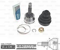 Кулак наружный на Fiat Doblo I 1.3/1.9JTD 01-  Pascal G1F044PC