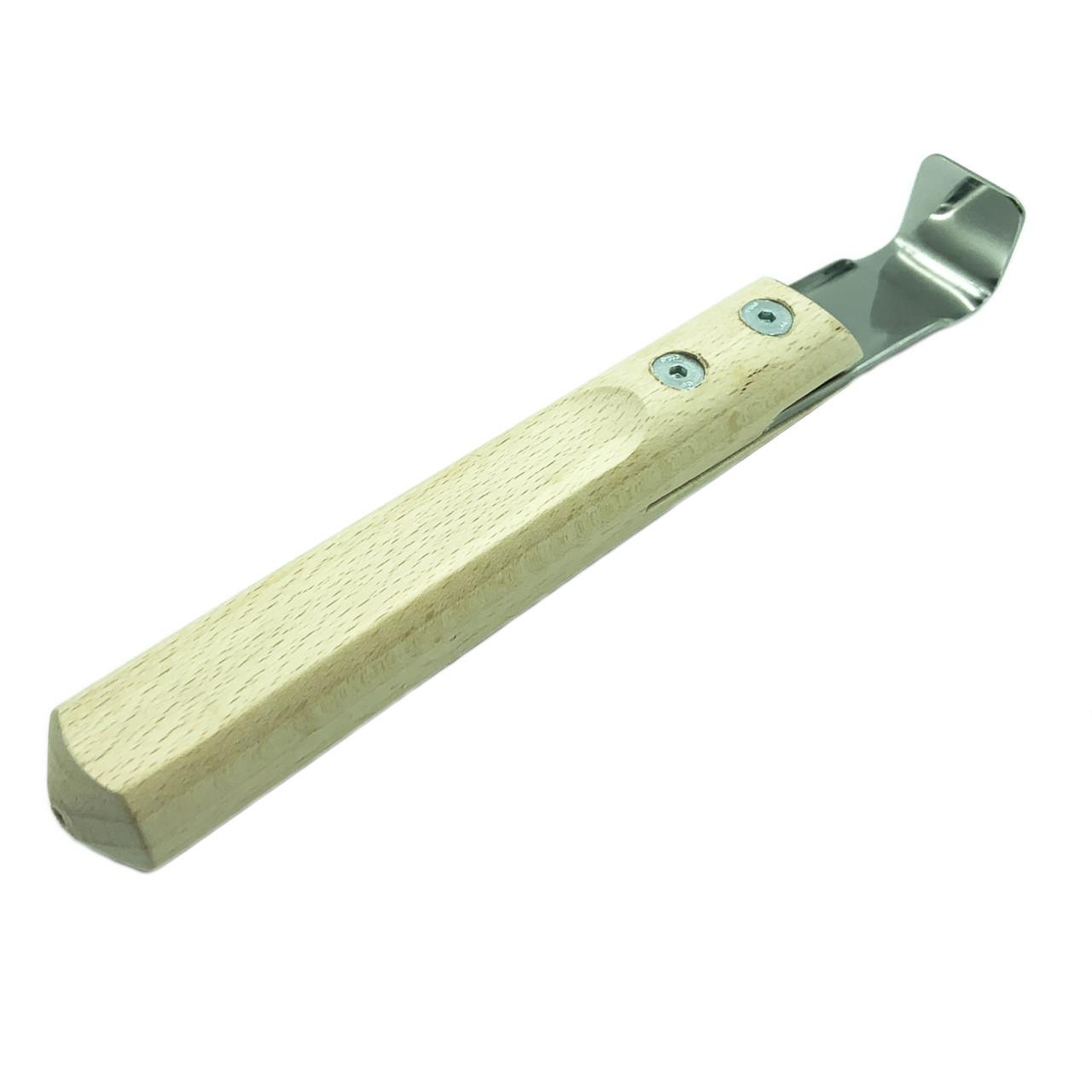 Лопатка угловая для монтажа многоуровневых натяжных потолков