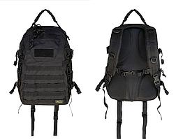 Тактический рюкзак Tramp Tactical 40 л. black. Рюкзак военный. Тактический рюкзак. Рюкзак для охоты