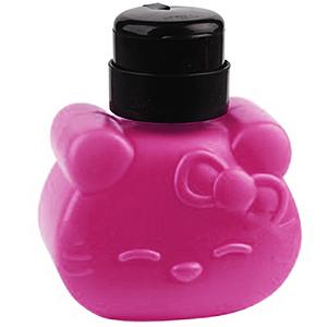Помпа-дозатор Hello Kitty, 320 мл рожева