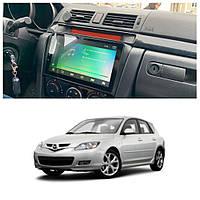 Штатна Android Магнітола на Mazda 3 2004-2009 Model P6/P8-solution (М-М3ст-9-Р8)
