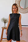 Платье лен с карманами, фото 4
