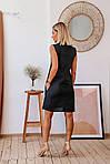 Платье лен с карманами, фото 5