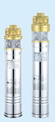 Погружной насос SKM 2,4-100 (Верхний забор воды)