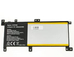 Батарея для ноутбука Asus C21N1509  (X556UA, X556UB, X556UF, X556UJ ) 4500