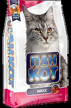 ПАН КОТ МИКС 10 кг