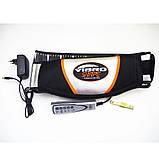 Пояс вибромассажер для похудения Vibro Shape Виброшейп Пояс массажный для живота и ягодиц, фото 5