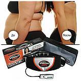 Пояс вибромассажер для похудения Vibro Shape Виброшейп Пояс массажный для живота и ягодиц, фото 6
